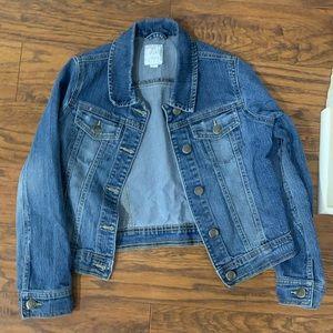 10/12 L Jeans Jacket Girls